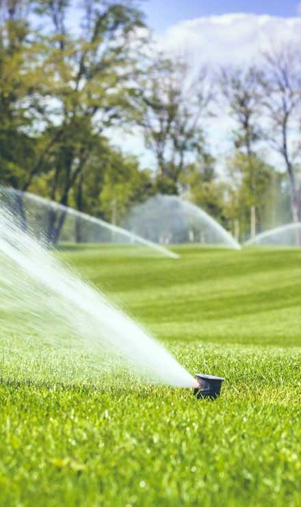 Perfectly Edged Lawncare LLC Sprinkler Installation