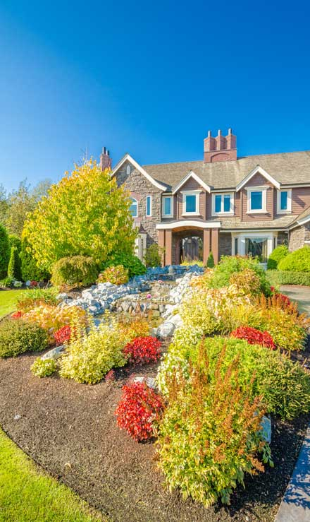 Perfectly Edged Lawncare LLC Landscape Design
