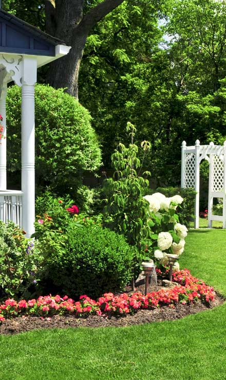 Perfectly Edged Lawncare LLC Residential Landscaping