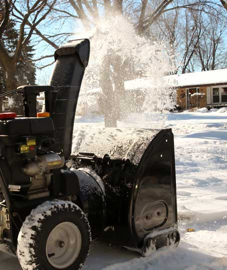 Perfectly Edged Lawncare LLC Residential Snow Removal